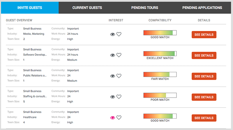 Host Dashboard 2